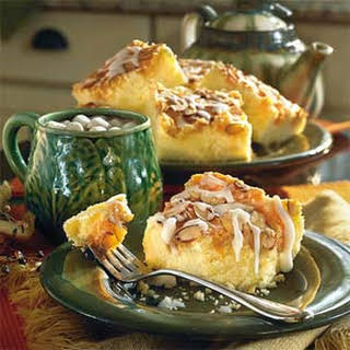 Apricot-Almond Coffee Cake.