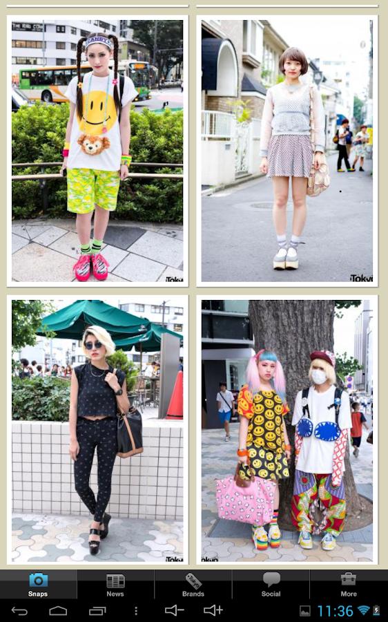 Tokyo Fashion: captura de pantalla