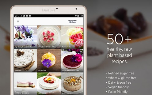 Raw Desserts- screenshot thumbnail