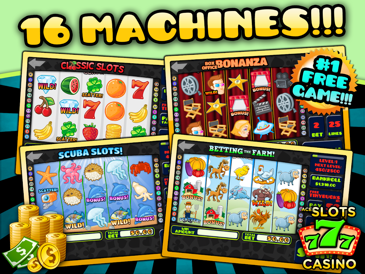 Ace Slots Machines Casinos- screenshot