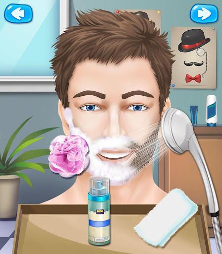 【免費家庭片App】Beard Salon - Beauty Makeover-APP點子