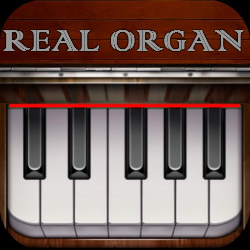 Real Organ Piano 娛樂 App LOGO-APP開箱王