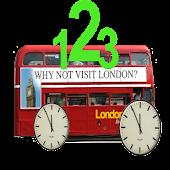 London Bus Countdown