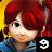 9GAG Redhead Redemption logo