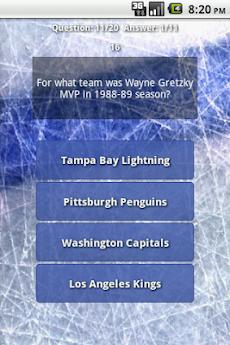 Quiz Challenge NHLのおすすめ画像2