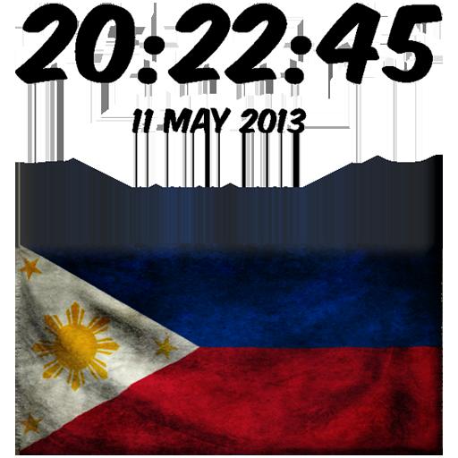 Philippines Digital Clock 運動 App LOGO-APP試玩