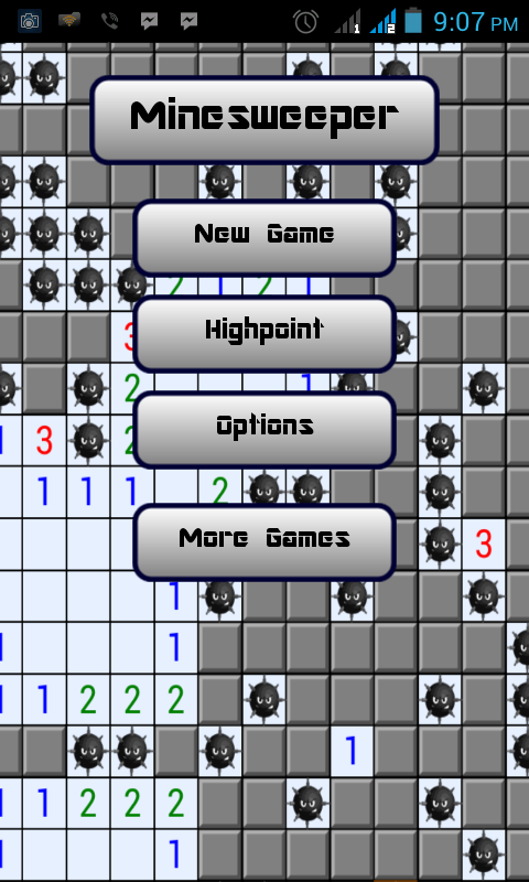 Minesweeper Classic- screenshot