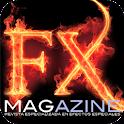 FX MAGAZINE logo
