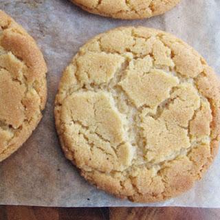 Chewy Brown Sugar Cookies.