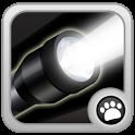 ライト & クロック(LED懐中電灯) icon