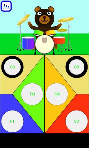 Child Drummer for Child App