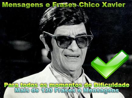 Chico Xavier Frases Português