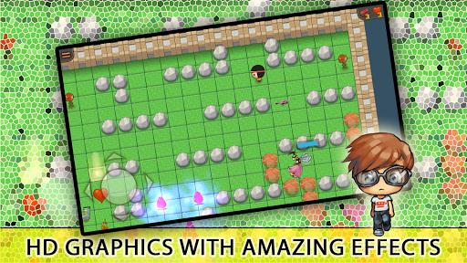 Maze city: Bomber Adventure