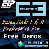 Caustic 3 Big Demo Pack 1