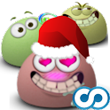 Funny Bubbles Xmas icon