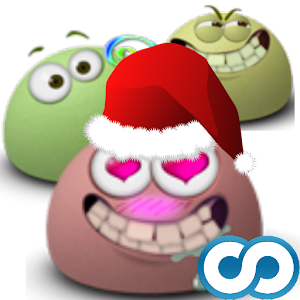 Funny Bubbles Xmas for PC and MAC