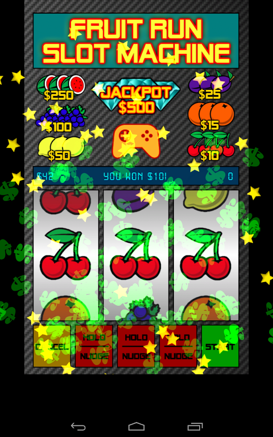 Fruit-O-Matic Slot Machine - Play for Free or Real Money