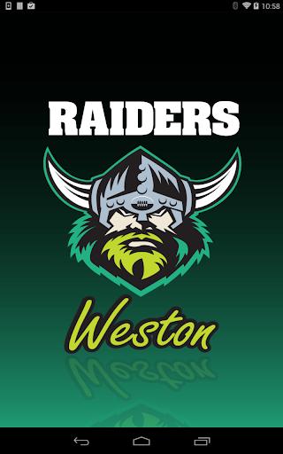Raiders Weston