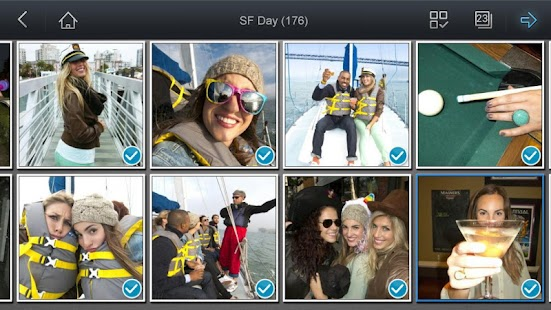 Whip - best social photo album - screenshot thumbnail