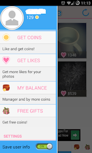 Instalike Coins Free