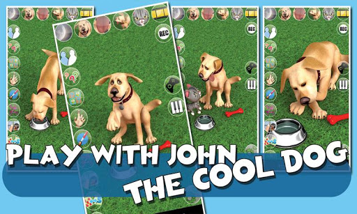 Talking John Dog & SB Deluxe  screenshots 2