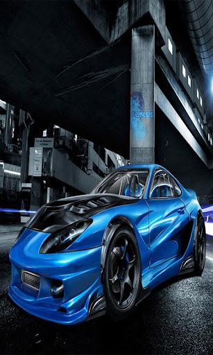 Car 3D Wallpaper