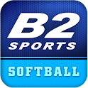 B2 Softball FP1 – Sign/Grip logo