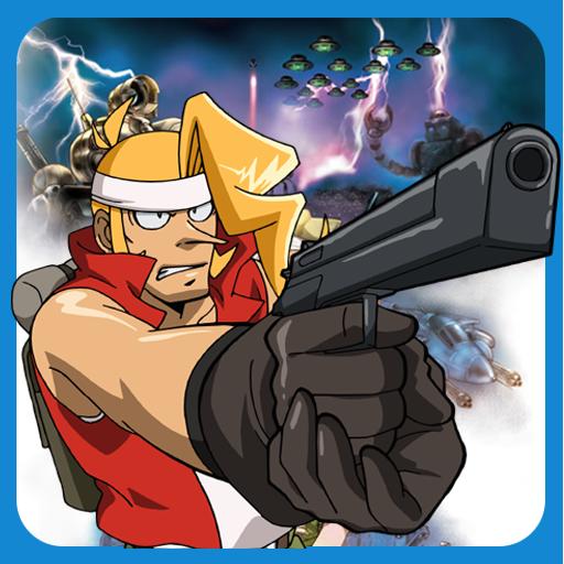 Metal Commando LOGO-APP點子