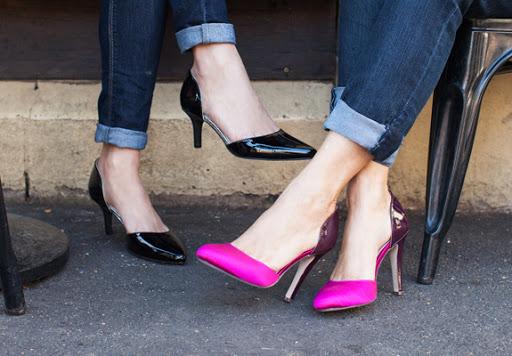 Shoes of Prey Women's Ankle Strap Pump 6zRm72G9
