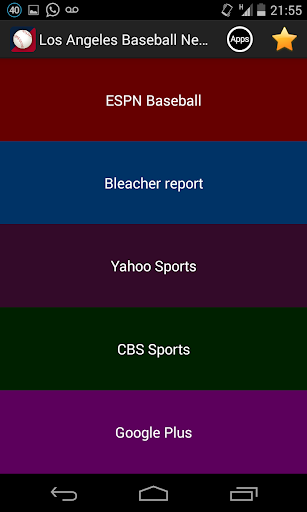 Los Angeles Baseball News