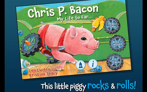 Chris P. Bacon -My Life So Far