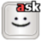 Shorter Smiley for ASK icon