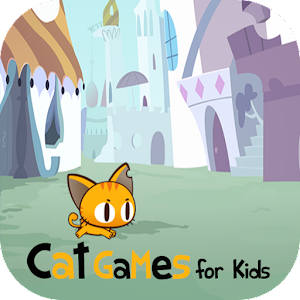 Apps apk Cat GamesFor Kids  for Samsung Galaxy S6 & Galaxy S6 Edge