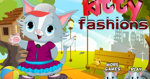 玩免費休閒APP 下載귀여운 키티 스타일링 - 애완 동물 게임 app不用錢 硬是要APP