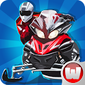 Simulator Snowmobile icon