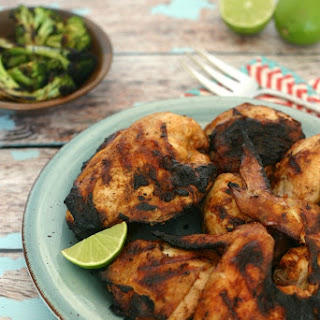 {Grilled} Peruvian Chicken