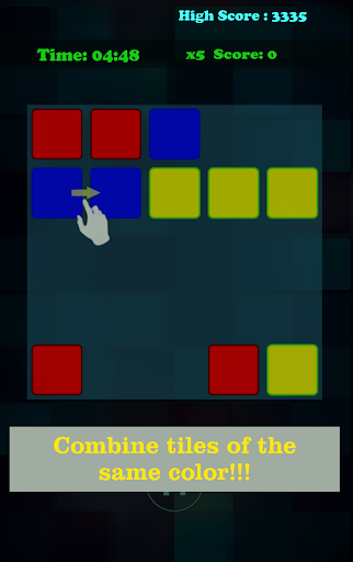 Remove the tiles