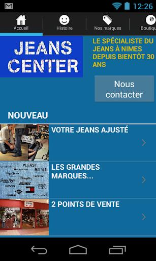 Jeans center