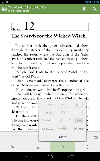 Aldiko Book Reader  screenshots 15