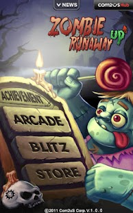 Zombie Runaway UP - screenshot thumbnail