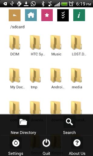 Easy File Explorer