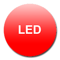 LED Text Free logo