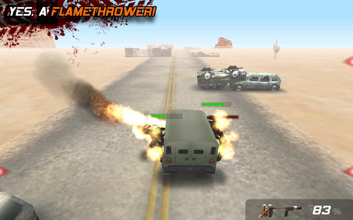Zombie Highway Android İndir