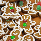 Gingerbread Christmas Craft