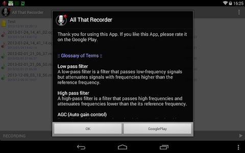 All That Recorder v2.5.4
