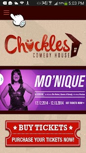 Chuckles Comedy House- screenshot thumbnail