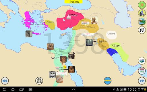 Screenshot for World History Atlas in Hong Kong Play Store