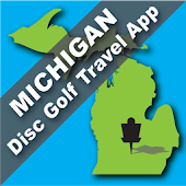 Michigan Disc Golf Travel App