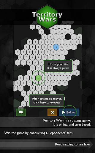 Territory Wars FREE strategy