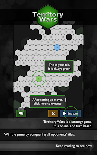Territory Wars FREE (strategy) - screenshot thumbnail